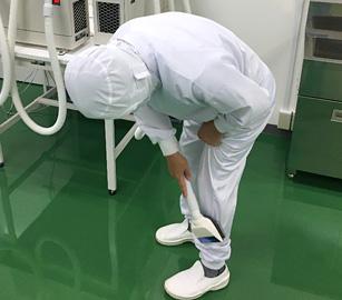 食品製造工場レベルの衛生管理